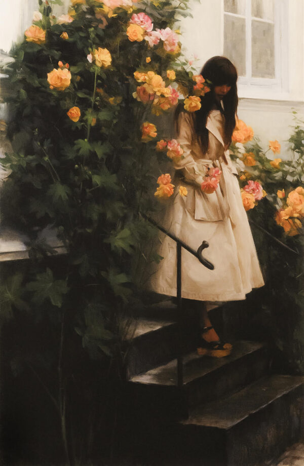 Nick Alm, Down The Stairs