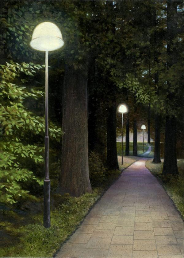 Anette Björk Swensson | Parkvägen