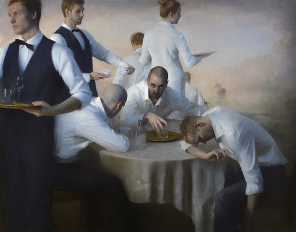 Nick Alm | The Great Implosion
